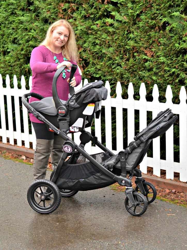 Baby Jogger City Select - Favorite Features