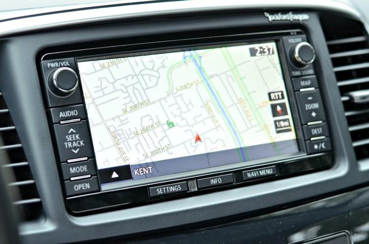 Mitsubishi Lancer GPS