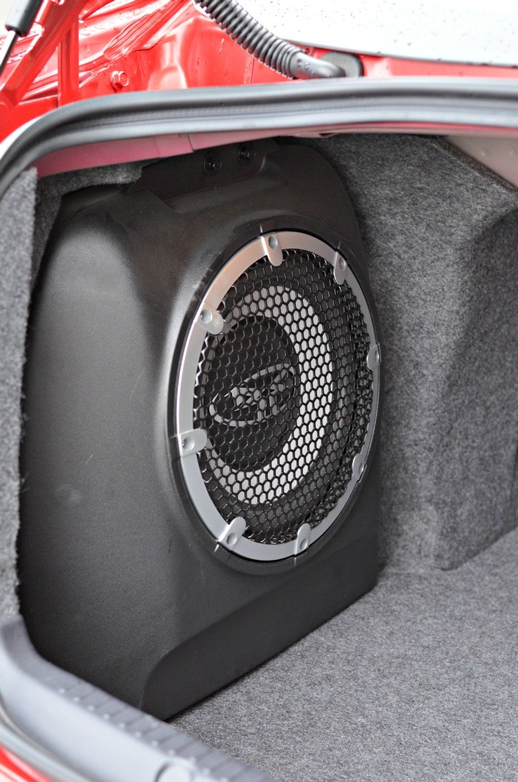 Mitsubishi Lancer Speakers