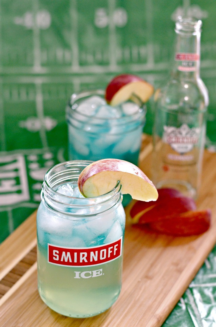 Smirnoff Ice FANtail Seattle Storm Cocktail Recipe