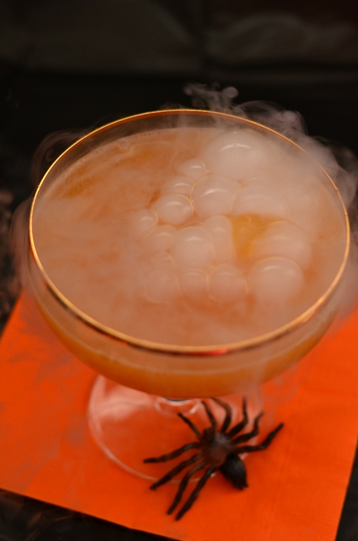 Kid Friendly Spooky Halloween Drinks