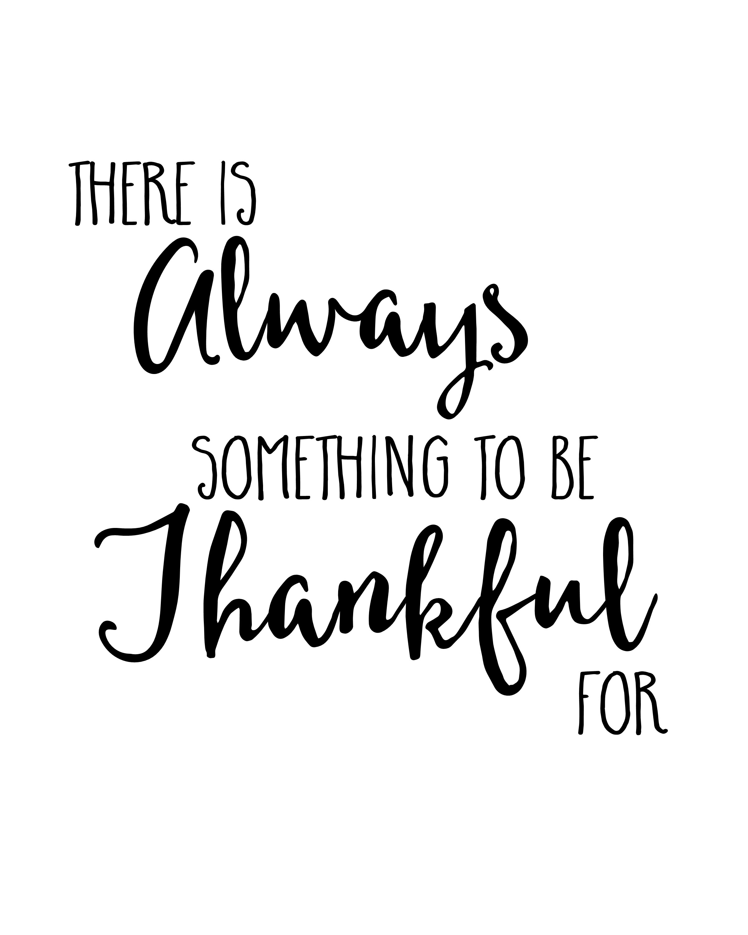 graphic regarding Thankful Printable identified as Do-it-yourself Thanksgiving Gold Foil Print