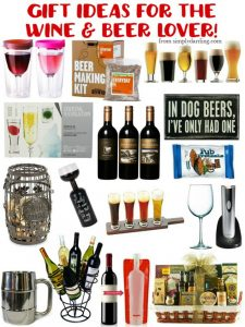 Gift Guide for the Beer & Wine Lover