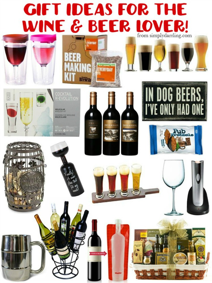 sc 1 st  Simply Darrling & Gift Guide for the Beer u0026 Wine Lover - Simply Darrling