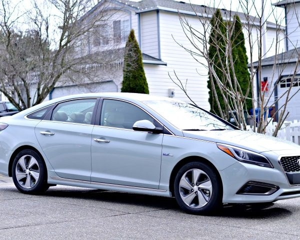 Commuting In The Hyundai Sonata