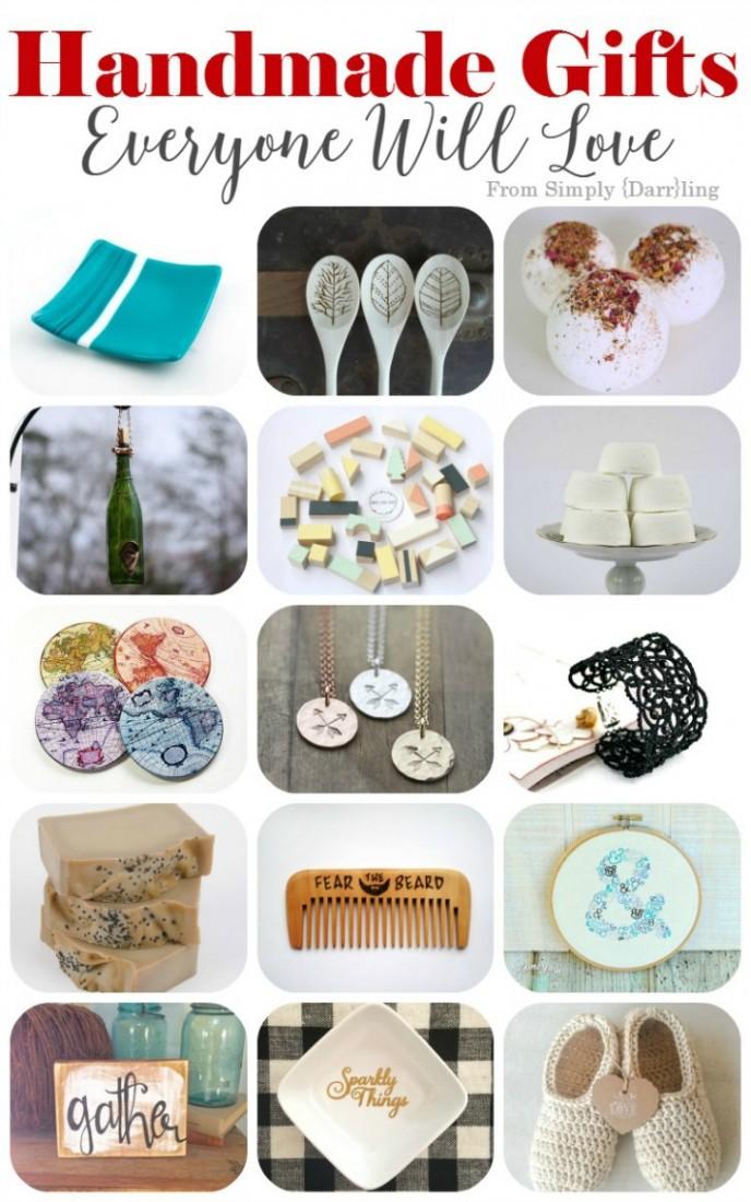 Etsy Handmade Gifts Roundup