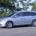 Honda Odyssey – The Van of the Future