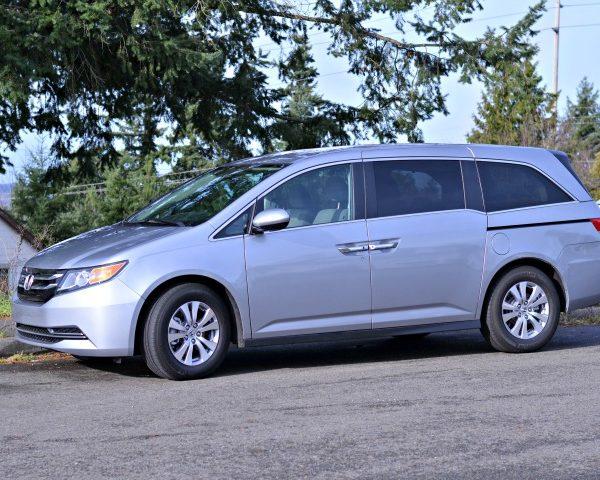 Honda Odyssey – The Van of the Future