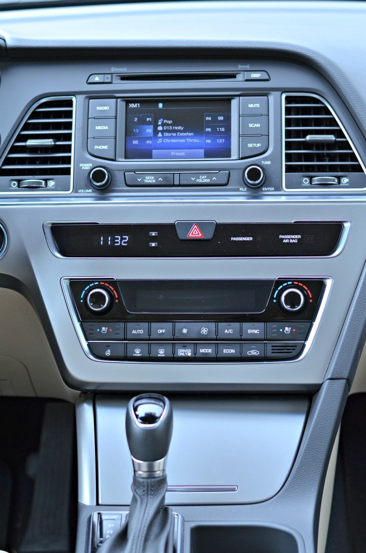 2016 Hyundai Sonata Hybrid Limted