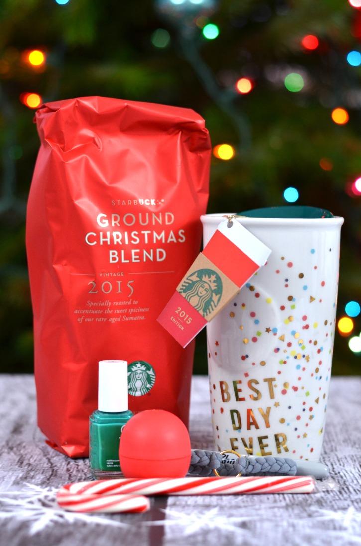 Starbucks Teacher Christmas Gift