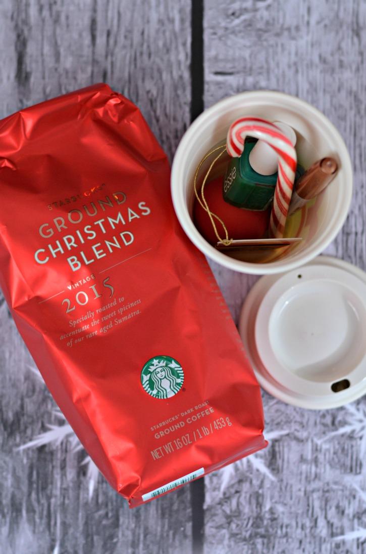Starbucks Christmas Teacher Gift