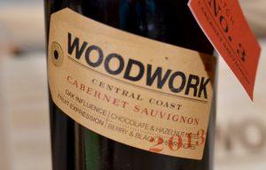 Woodwork Wine Cabernet Sauvignon