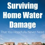 Tips For Surviving Home Water Damage