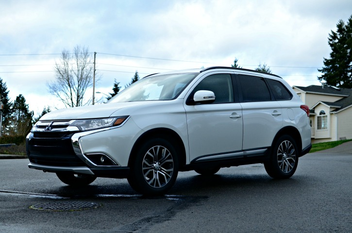 Review of the 2016 Mitsubishi Outlander