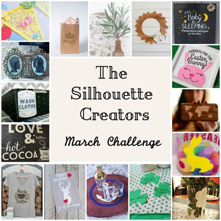 March Silhouette Challenge