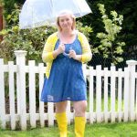 How To Wear Yellow Hunter Rain Boots