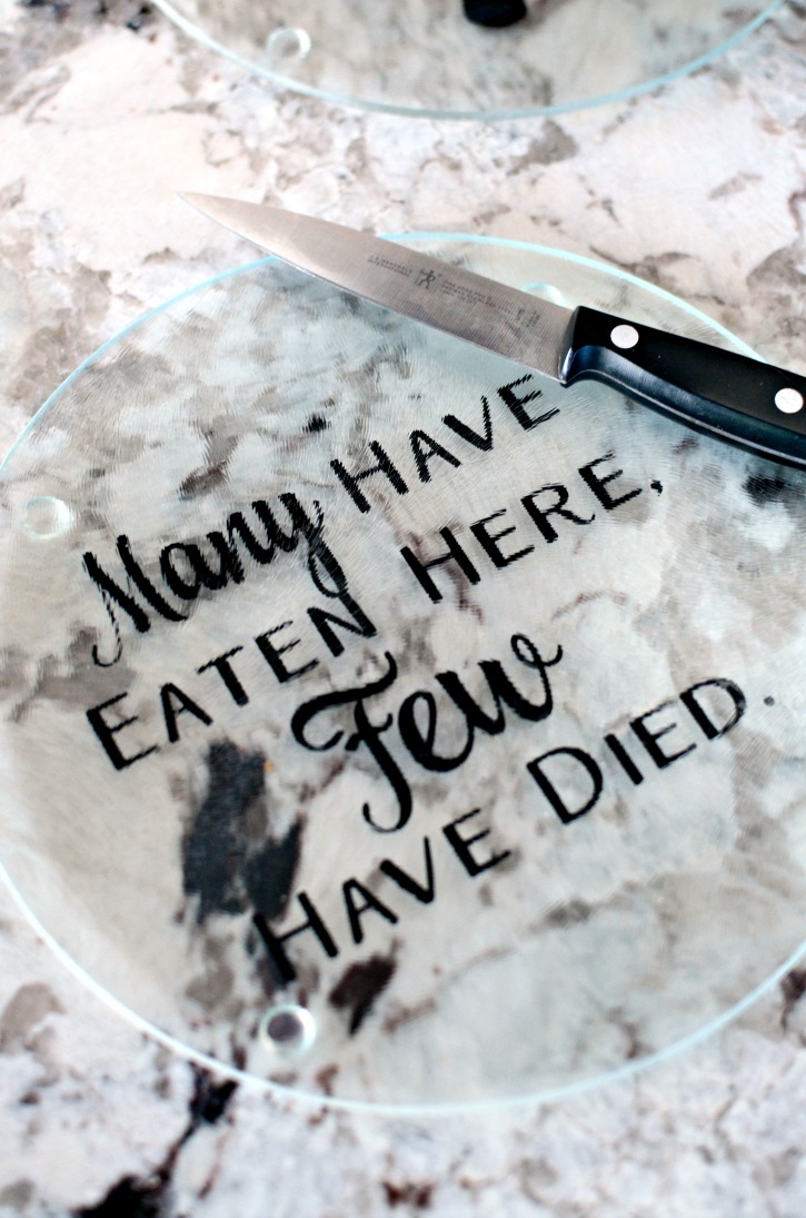 Diy Personalized Cutting Boards Simply Darr Ling