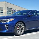 An Amazing Ride In The Kia Optima