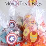 Captain America: Civil War – Movie Treat Bags