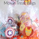 Captain America: Civil War – Movie Treat Bags