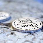 DIY Wooden Slice Dishwasher Clean Dirty Magnet