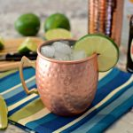 A Delicious Orange Moscow Mule Recipe