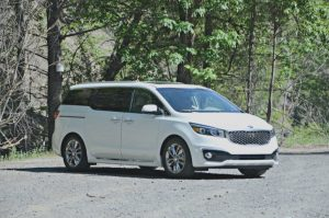 2016 Kia Sedona Review