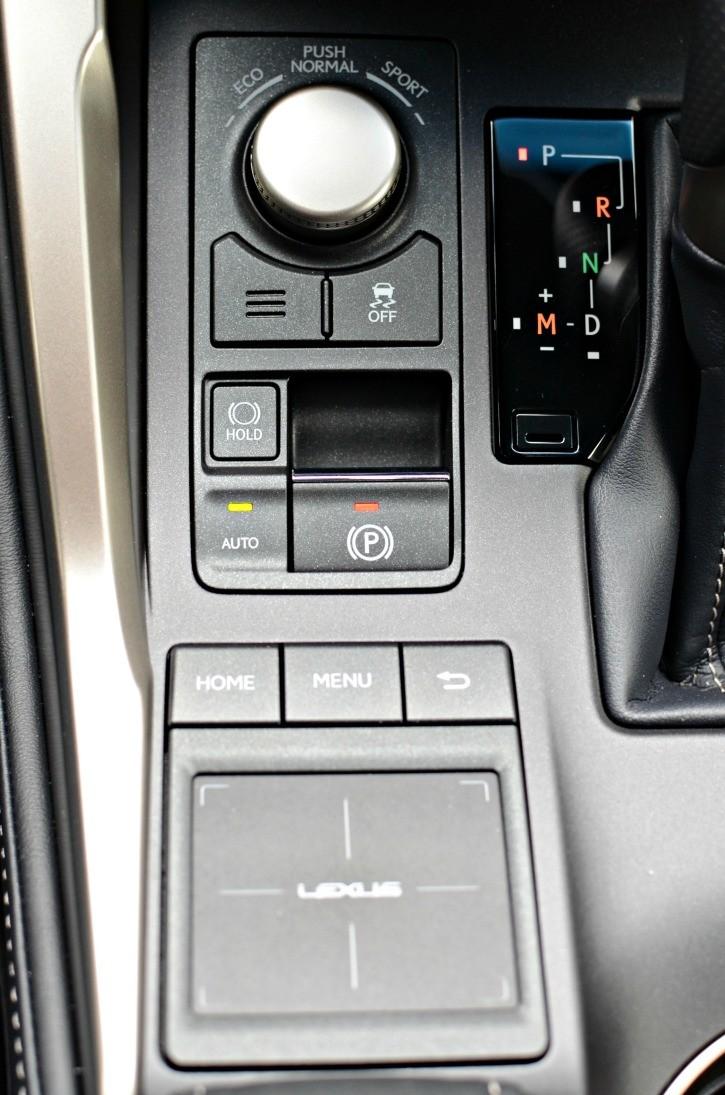 2016 Lexus NX200t F Sport