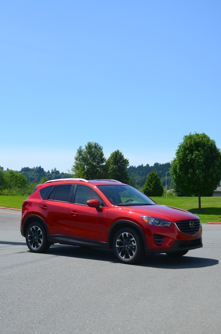 Cool 2016 Mazda CX5 Grand Touring  Simply Darrling