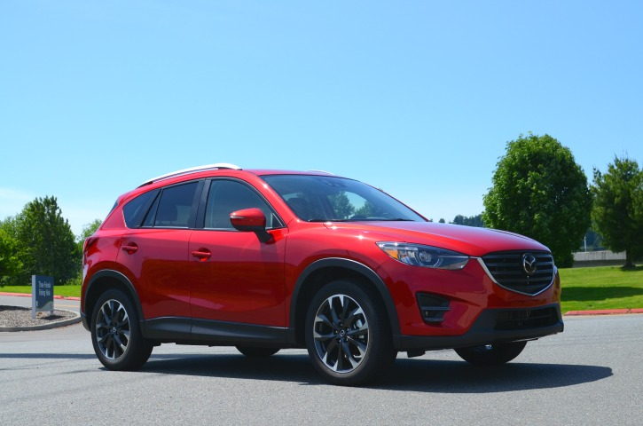 2016 mazda cx 5 grand touring simply darr ling. Black Bedroom Furniture Sets. Home Design Ideas