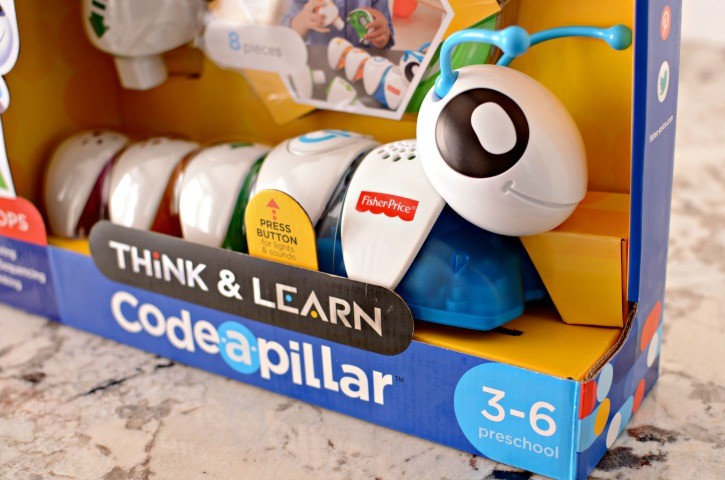 Fisher Price Code-A-Pillar