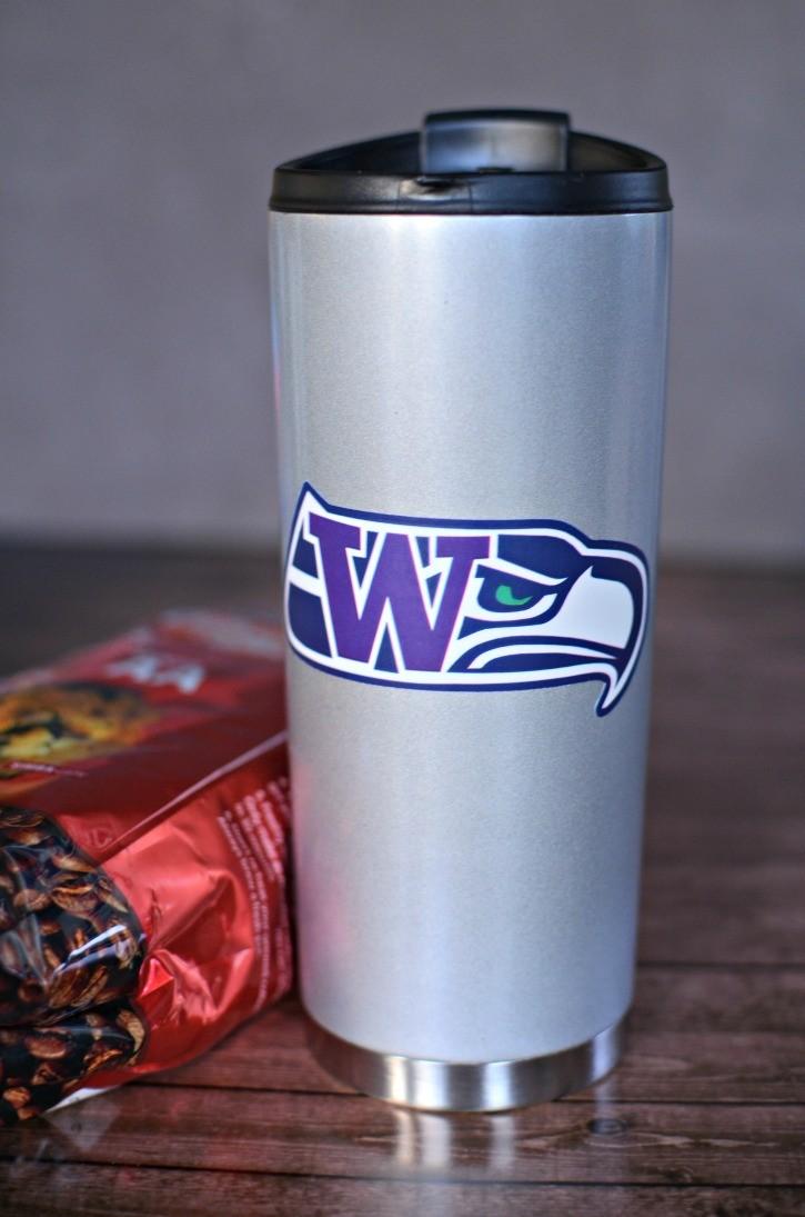 Seattle Sports Teams Coffee Vacuum Tumbler