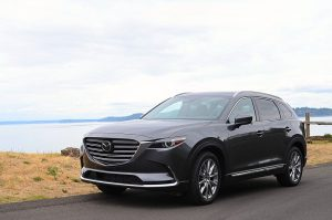 2016 Mazda CX-9 Signature Edition