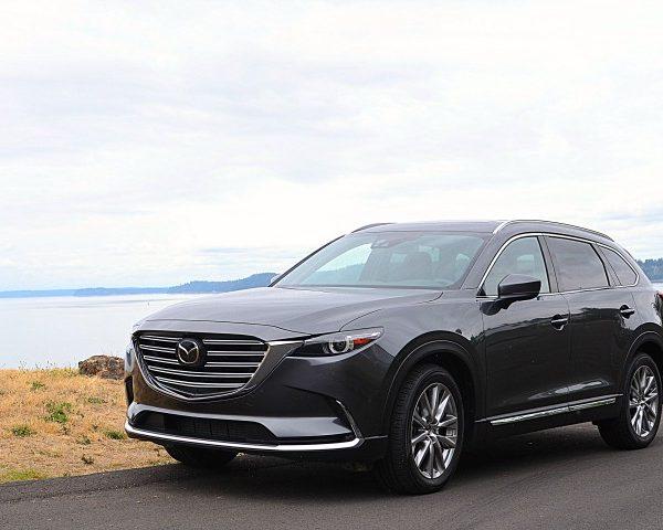2016 Mazda CX-9 Signature Edition