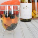 Delicious Summer Berry White Wine Sangria