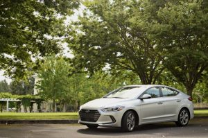 Brad's Birthday & The 2017 Hyundai Elantra