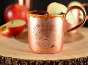 Apple Cider Moscow Mule Cocktail Recipe