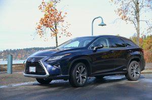 2016 Lexus RX450h & Husky Domination
