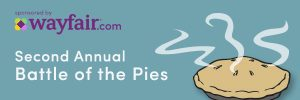 battle of the pies