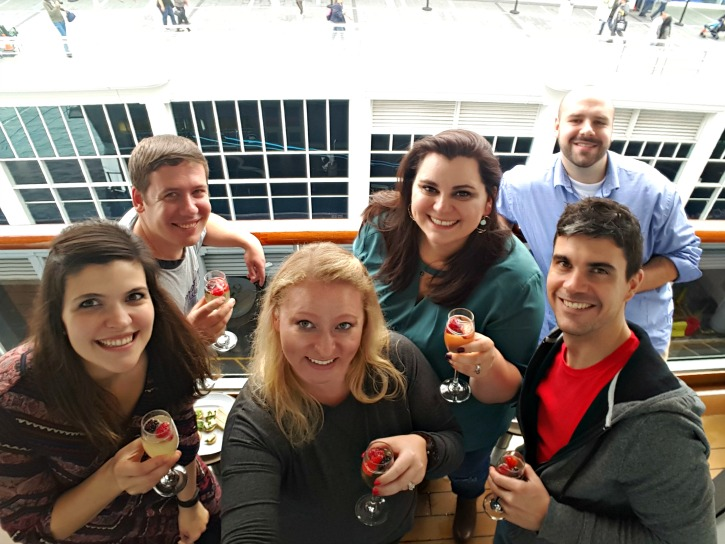 Alaska Inside Passage Cruise - Friends