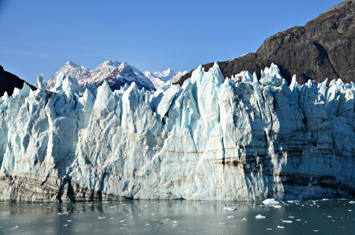 Alaska Inside Passage Cruise - Glacier Bay