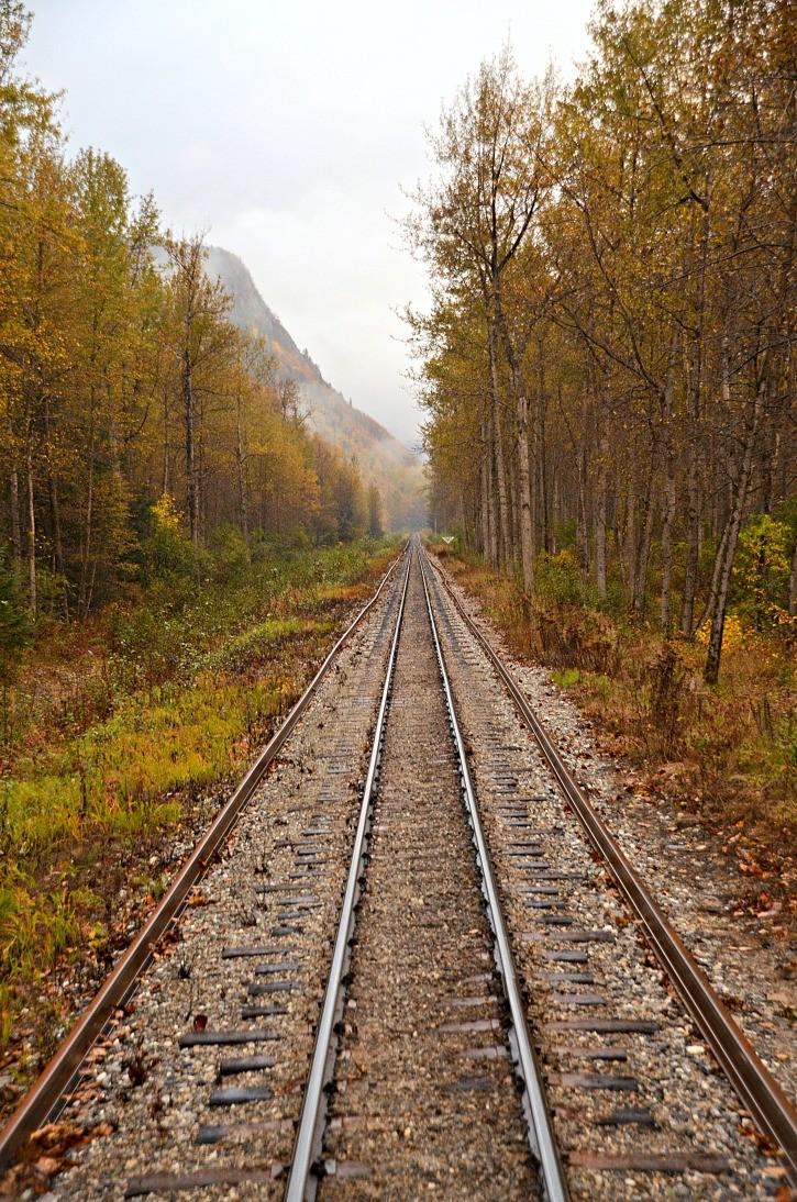 Alaska Inside Passage Cruise - Skagway White Pass Railroad