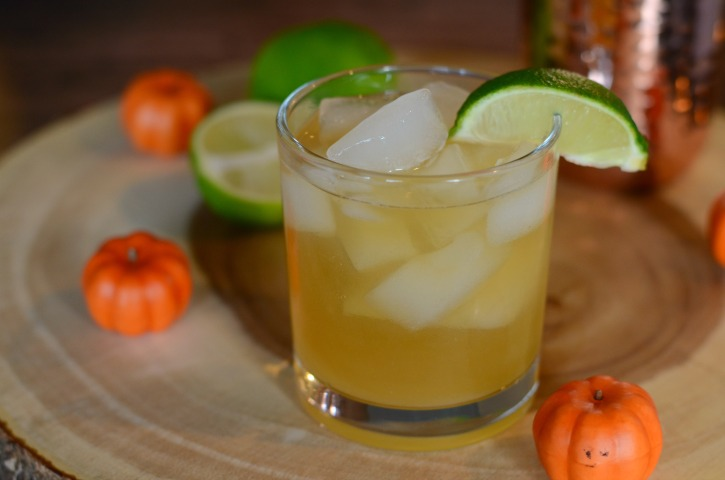 I.W. Harper Bourbon Whiskey Smash Cocktail Recipe