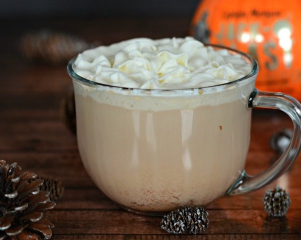 Spiked Pumpkin Spice Mocha Recipe