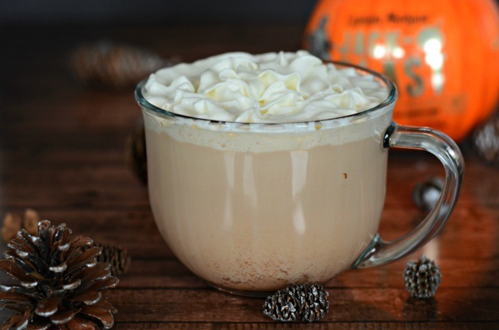 Spiked Pumpkin Spice Mocha Recipe with Captain Morgan