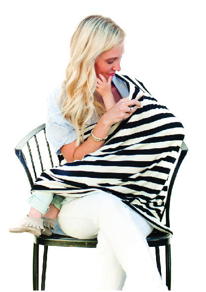 Covered Goods Multi-use nursing cover