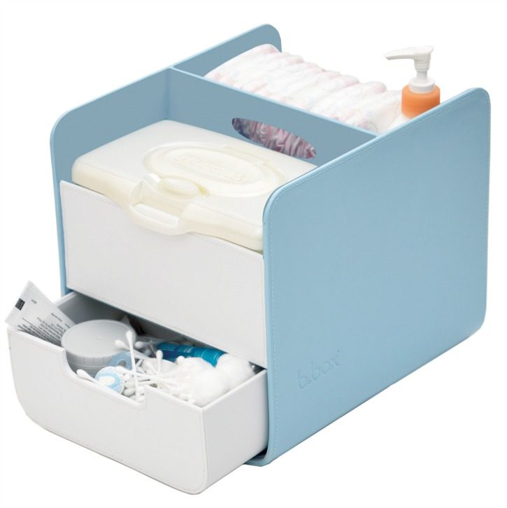 b.box diaper and art caddy