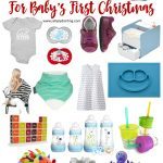 Super Holiday Gift Guide – Baby's First Christmas