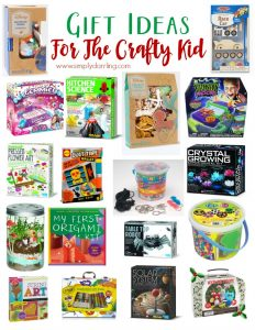 Super Holiday Gift Guide – Gifts For Crafty Kids