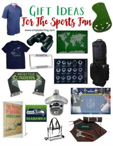 Super Holiday Gift Guide – Gifts For The Sports Fan